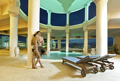 I Love You Couple's Spa Package
